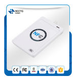 ACR122u-A9 EMV USB NFCの無接触の磁気ストライプRFIDの読取装置
