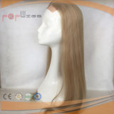 Toupee 100% части волос типа переднего цвета Omber человеческих волос шнурка Multi дирекционный