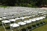 Acero durable del metal de la silla de plegamiento de la buena calidad para el acontecimiento al aire libre