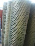Reticolato in espansione della maglia del metallo