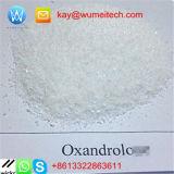 Corte cristalino de Anavar Raws Oxandrin Lonavar Oxandrolon de los esteroides femeninos orales