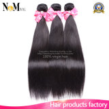 Cheveux de couleur naturelle Peruvian / Indian / Malaysian / Brazilian Virgin Human Bundles Hair
