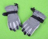 Kind-Ski-Handschuh/Finger-Handschuh-Kind-Ski-Handschuh der Kinder fünf/Kind-Winter-Handschuh/Detox-Handschuh/Okotex Handschuh/Handschuh-Ski-Handschuh-Winter-Handschuh