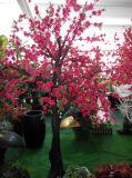 Albero artificiale del fiore di ciliegia di buona qualità