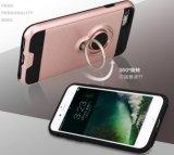 3D cas magnétique de la boucle TPU pour iPhone8