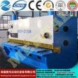 熱い販売! QC11y (k) -12X3200の油圧(CNC)ギロチンのせん断機械