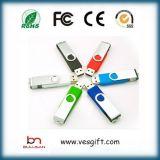 Gadget pivotant coloré OTG USB Pendrive