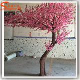 가정 장식적인 섬유유리 플라스틱 인공적인 벚꽃 나무
