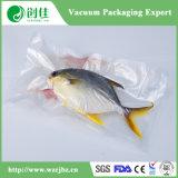 Sac d'emballage de vide de barrière de PE de PA pour des poissons