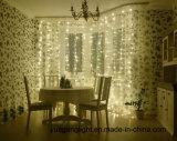 6*3m 600LEDs LEDのカーテンライトつららライトを防水しなさい