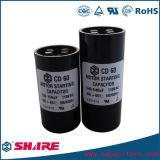 Однофазные конденсаторы старта 110V-125V электрических двигателей