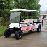 セリウムの証明8の乗客休日の村のための電気ハンチングゴルフカート