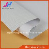 Зрение one-way винила изготовленный на заказ печатание Perforated