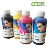 Inchiostro a base d'acqua di sublimazione della tintura 4 colori, 6 colori con grande qualità