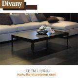 Madera de estilo nórdico de Acero Inoxidable sofá cama y mesa