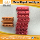 Подгонянный прототип металла CNC подвергая механической обработке быстро изготовляет запасные части