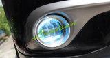 Qualidade superior 6500-7000k 30W lâmpada da névoa do diodo emissor de luz do Wrangler de 4 polegadas para o jipe com DRL