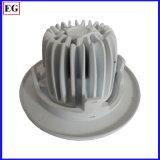 Fundición de aluminio moldeado a presión y presión cubiertas/Lampshade Lámpara LED