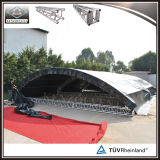 Aluminiumbeleuchtung-Binder gebogener Dach-Binder-Stadiums-Bogen-Dach-Binder