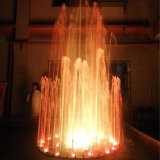 Fontaine d'eau d'intérieur de petite taille de fontaine musicale de danse de Fenlin