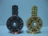 Bouteille de parfum en métal de luxe pour le marché de l'Inde (MPB-11)