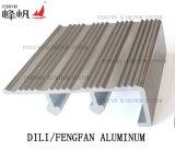 Sospecha resistente de aluminio de la escalera del material de construcción