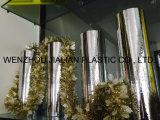 PVC Oro / Película de plata / película de PVC metalizado para decoraciones de guirnalda