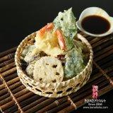 従来の日本の調理の天ぷらねり粉の組合せ(小麦粉)