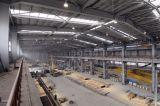 Construcción de edificios de acero