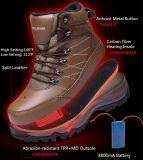Напольные ботинки обогревательных башмаков зимы