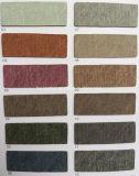 Cuoio dell'unità di elaborazione del tessuto di imitazione del panno per i sacchetti Hx-S1714 dei pattini