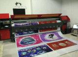 3.2m Konica 8head Publicité Solvent Imprimante grand format