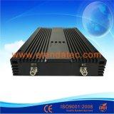 20dBm 70dB Egsm WCDMA se doblan aumentador de presión de la señal de la venda