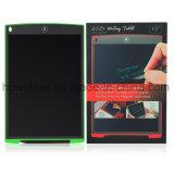 """12 het """" Handschrift vult Draagbare het Schrijven van Epaper LCD Tablet met Groen op"""