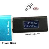 2baste USB sluit aan LEIDENE Vertoning GPS 1.5GHz Stoorzender aan