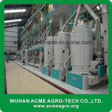 molino de arroz completamente automático 20-500tons/Day