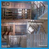 De Spin van het Glas van het roestvrij staal/de Montage van het Glas