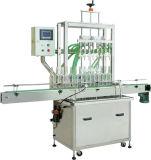 Автоматическое линейное жидкостное машинное оборудование машины завалки обозначая