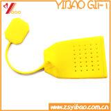Infusor de chá de silicone de alta temperatura personalizado para urso (XY-HR-91)