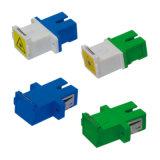 Guter Preis-Sc-einzelner Modus-Simplex-/Duplexfaser-Optikadapter