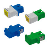 Bon Price Sc Single Mode Simplex / Duplex Fibre Optic Adapter