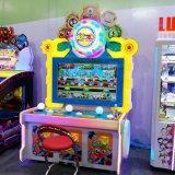 3 игрушки игроков улавливая машину игры лотереи занятности детей для центра видеоигры спортивной площадки и аркады