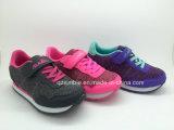 Zapatos ocasionales de las muchachas de los muchachos de los cabritos de los deportes calientes de las ventas de la manera