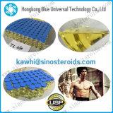 Testosterona inyectable Bodybuilding Cypionate 250 de los esteroides anabólicos para la pérdida gorda