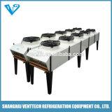 Refrigerador ar industrial do condensador de refrigeração e de ar seco