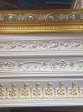 Matériel de décoration en mousse PU pour le revêtement intérieur, les moulures en corniches en PU