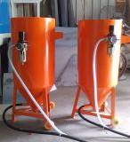 Оборудование взрыва песка высокого давления портативное