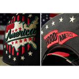 余暇のHip Hopの帽子6のパネルの平らな縁の急な回復の帽子の帽子