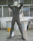 Mannequin masculino realístico do ODM