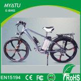 26inch E 자전거 마그네슘 바퀴를 가진 전기 도로 자전거 Elektrofahrrad